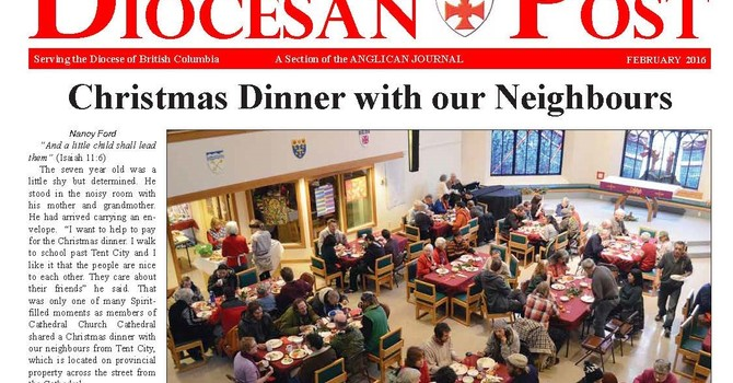 February 2016 Diocesan Post image