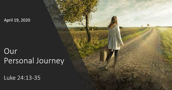 Our Personal Journey
