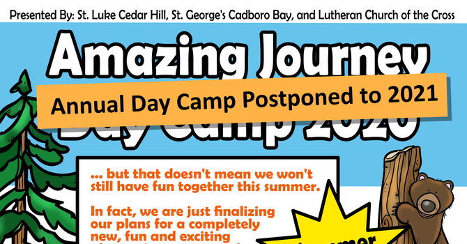 Day Camp 2020 Update image