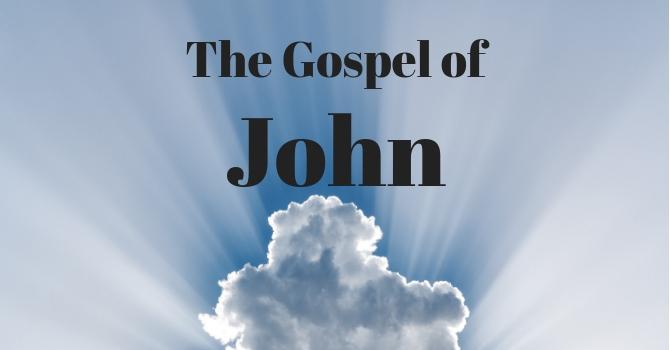 The Gospel of John image