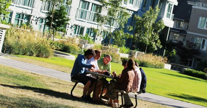 Summer Opportunities for Study and Learning and Growing in Faith image
