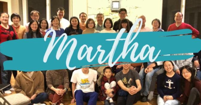 Martha Fellowship