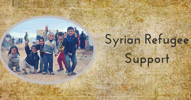Syrian Refugee Support image