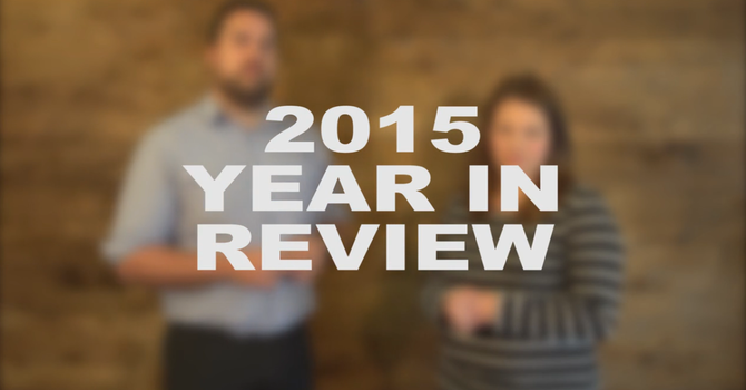 2015 Year in Review image