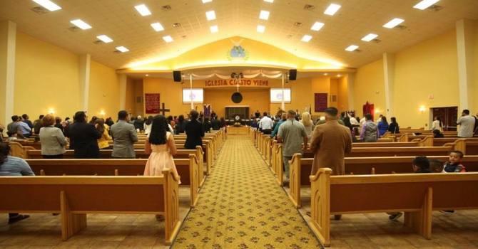 Iglesia Cristo Viene