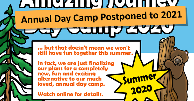 Day Camp Update image