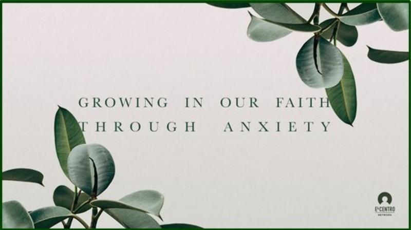 Leaning into God (Website- Worship tab)