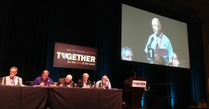 Joint Assembly - General Synod 2013 Summary image