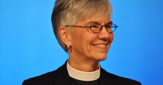 9th Bishop of the Diocese of New Westminster Elected image