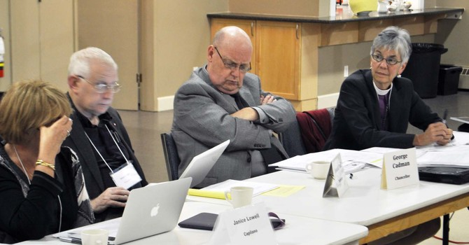 Updated - Diocesan Council Approves New Grant Process image