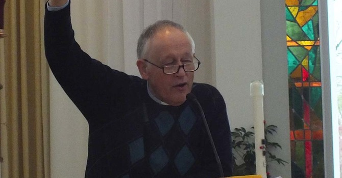 Pre-Synod Day, 2013 image