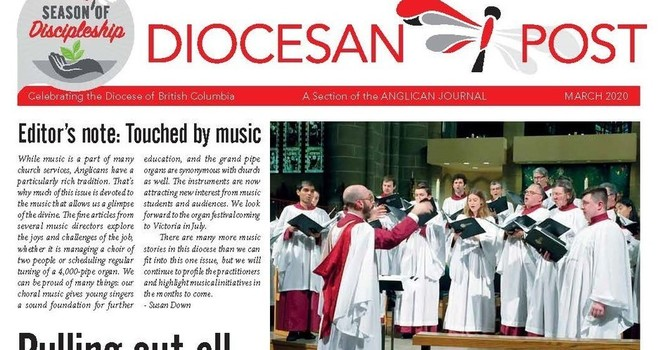 Submissions needed for Diocesan Post image