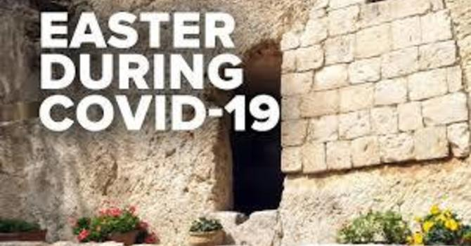 Easter 2020 ~ In Between Resurrection