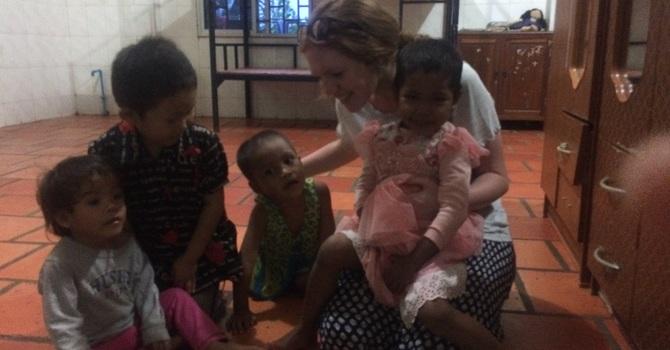Cambodia 2016- Day 2 written by Jenna Thompson image
