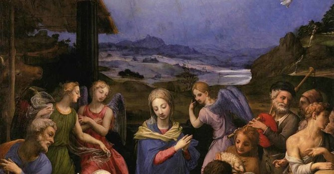 Lessons and Carols for Christmas image