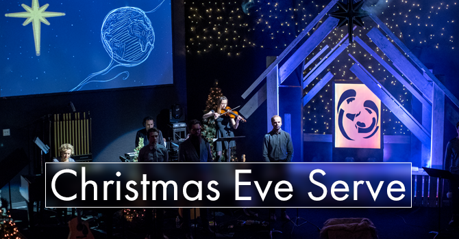 Serve at Christmas Eve image