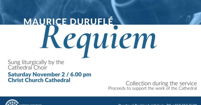 All Souls Requiem Eucharist