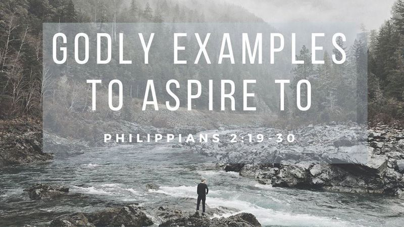 Godly Examples to Aspire To