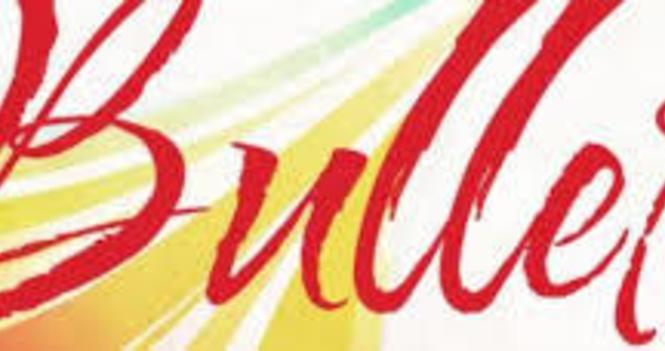 Parish Bulletins de la paroisse