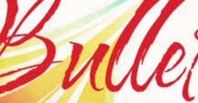 Parish Bulletins de la paroisse image