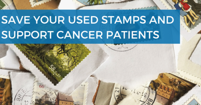 SAVE YOUR USED STAMPS image