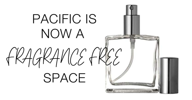 Pacific is now Fragrance-Free! image