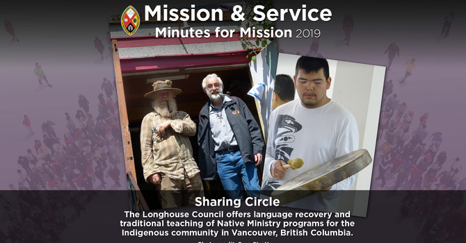 Minute for Mission: Sharing Circle image