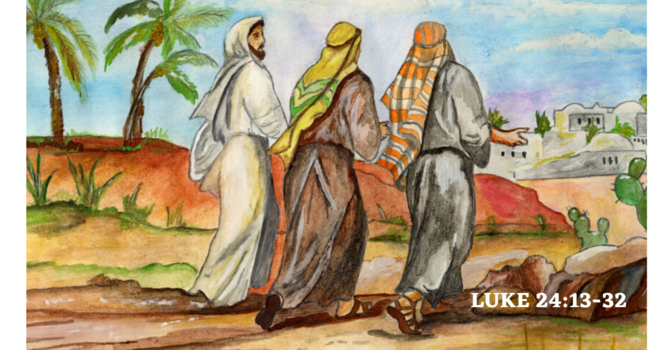 Luke 24:13-32 image