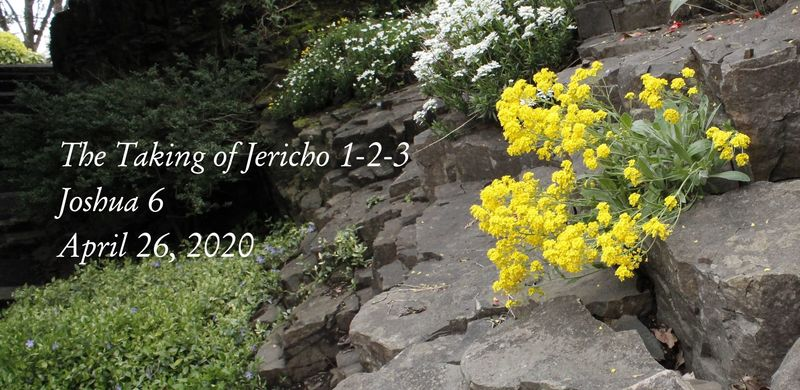 The Taking of Jericho 1-2-3