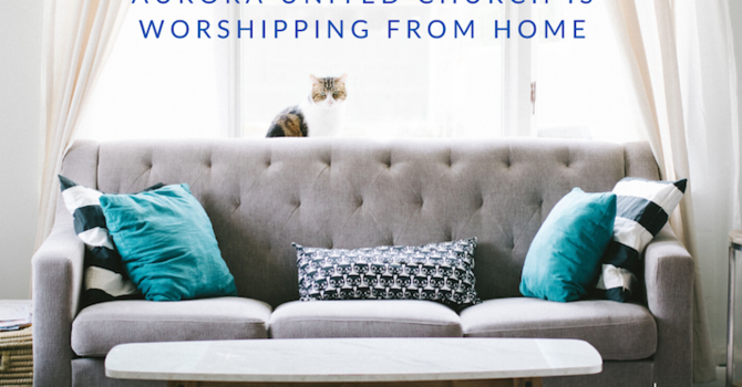 Worship From Home Services