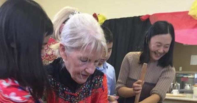 St. David's Tsawwassen Marks Lunar New Year