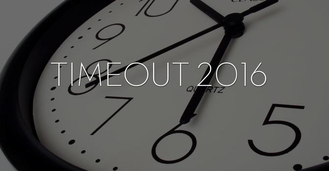TimeOut 2016 image