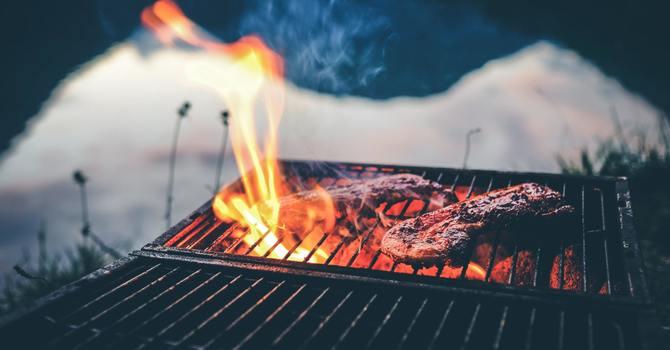 28th April - John gets grilled