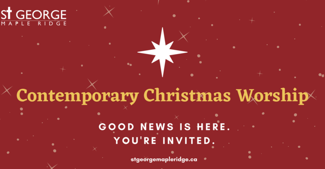 Contemporary Christmas Worship & Carols