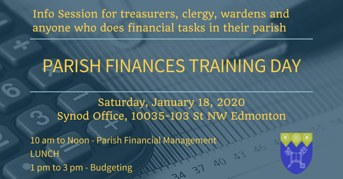 Parish Finances Training Day