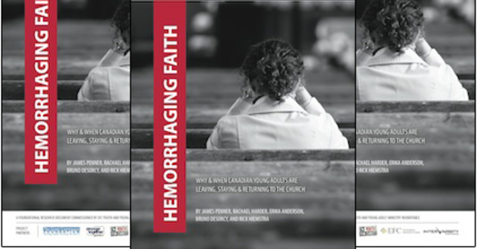 Hemorrhaging Faith: image