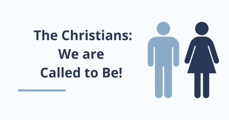 Christians & Calling - Part 2