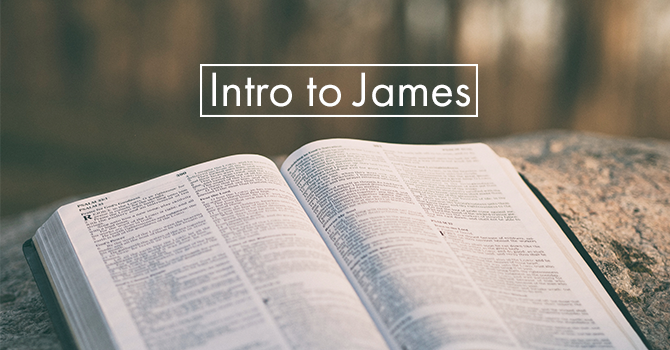 Introduction to James image