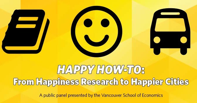 Happiness Panel Discussion at UBC