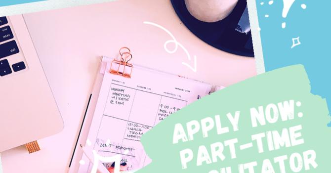 NSRJ is hiring! image