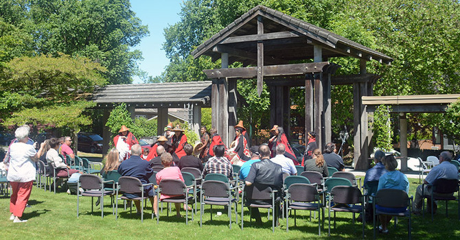Aboriginal Day Celebration and Feast at the Synod Office