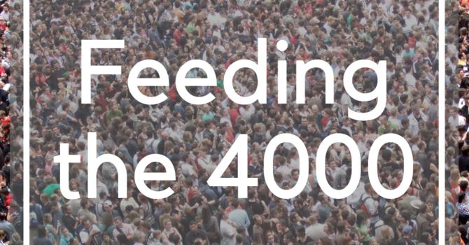 Feeding the 4000
