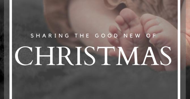Sharing the Good News of Christmas