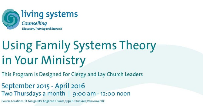 Using Family Systems in Your Ministry image