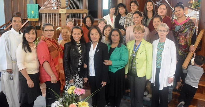 New Branch of Mothers' Union is Enrolled image