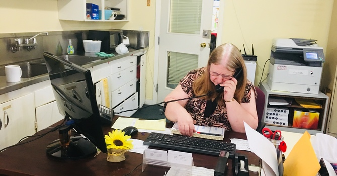 Volunteers needed at St. Paul's  Advocacy Office