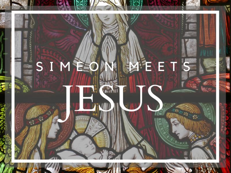 Simeon Meets Jesus