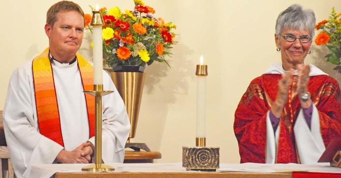 A Celebration of Mutual Ministry image