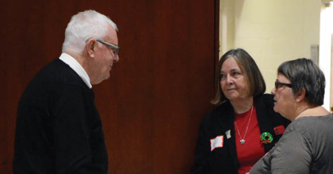 Annual Advent Luncheon for Retired Clergy and Spouses image