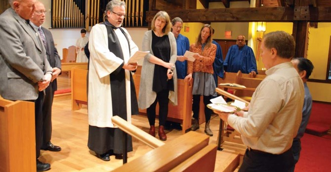 St. James' Supports St. Helen's Refugees image